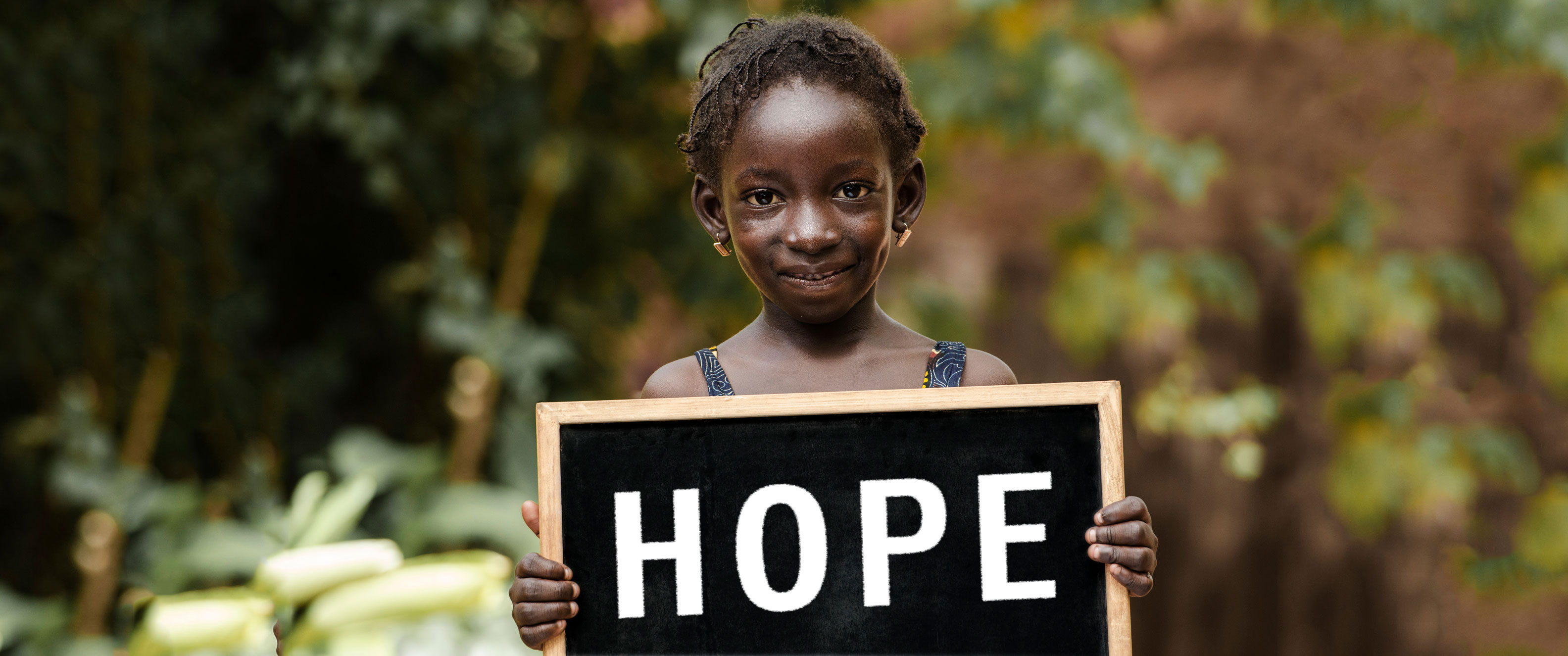 Hope for the World's At-Risk Children